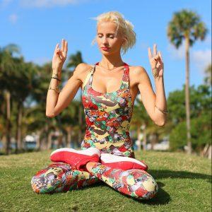 Miami Trail Festival Yoga